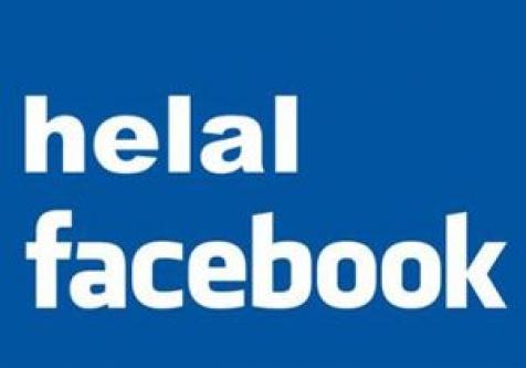 Helal Facebook geliyor!