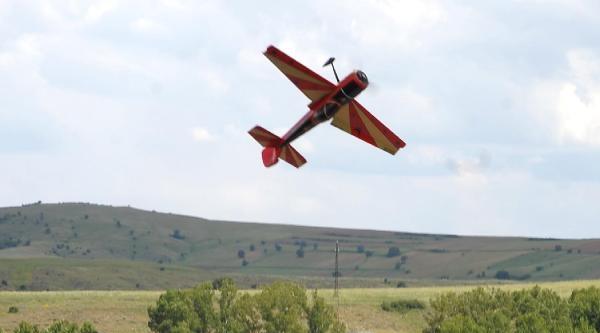 Helikopter Fun Fly'de Ankara Birinci