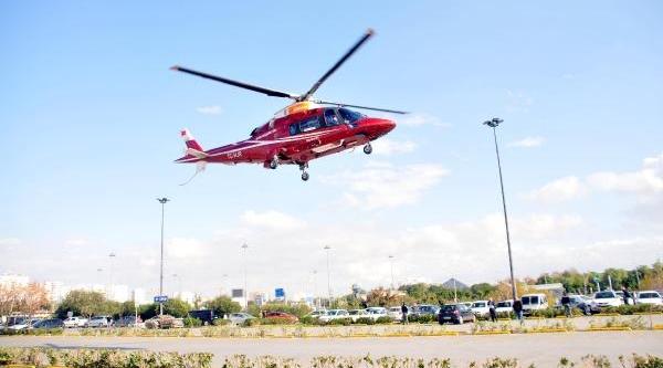 Helikopterle Şehir Turu Attilar