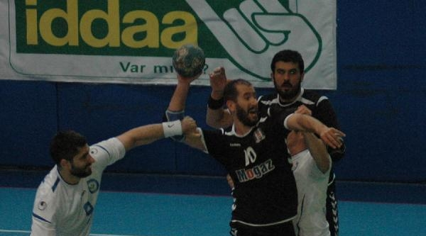 Hentbol: Nilüfer Belediyespor-beşiktaş: 27-35