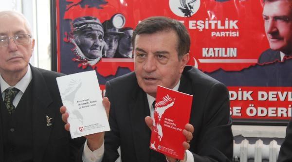 Hepar Genel Baskanı Pamukoğlu: Yolsuzlukta İlk Sıraya Yerleştik