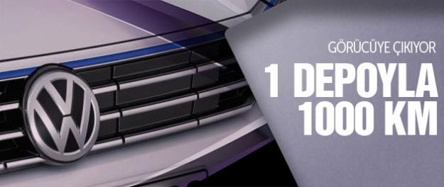 Hibrit Passat GTE görücüye çıkıyor