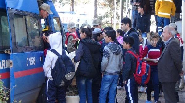 Hilvan'da Kaza: 1 Polis Şehit, 23 Yarali / Ek Fotoğraf