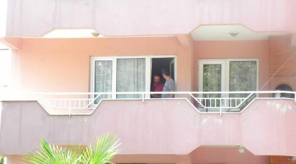 Hırsız Genç Kıza Kabus Yaşattı