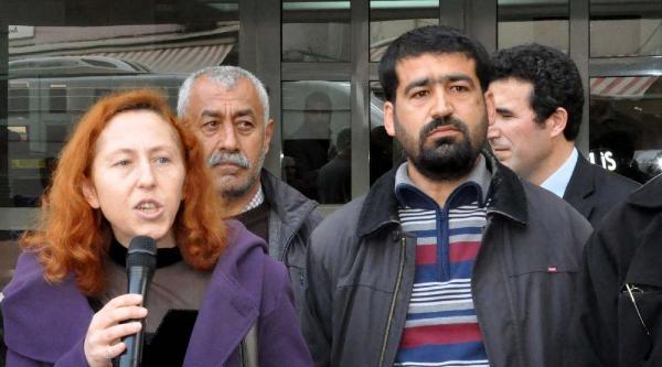 'hırsız Var' Pankartı Açan Alıcı'dan Dayak İddiasina Suç Duyurusu