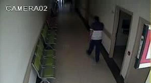 Hırsız Ve Dolandırıcılar Güvenlik Kamerasına Yakalandı