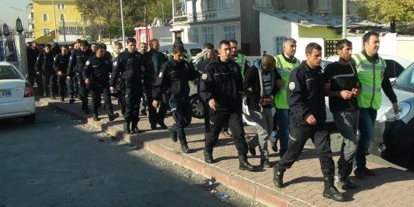 Hirsizlik Şebekesi Üyeleri, Cezaevine 'kaplica' Diyormuşş
