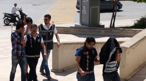 Hırsızlık Şüphelileri Kaldıkları Apart Otelde Yakalandı