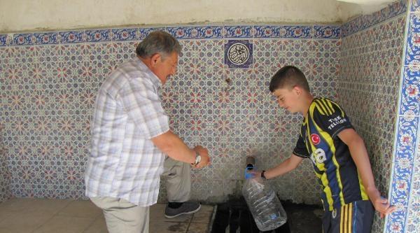 Hisarcık'taki 13 Köyde Suların Kullanılması Yasaklandı