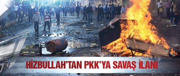 Hizbullah'tan PKK'ya savaş ilanı!