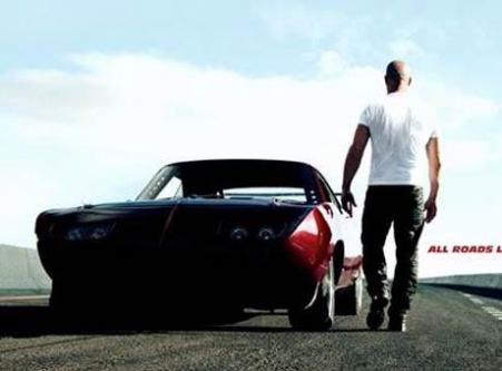 Hızlı ve Öfkeli 7 filminden yeni fotoğraflar...