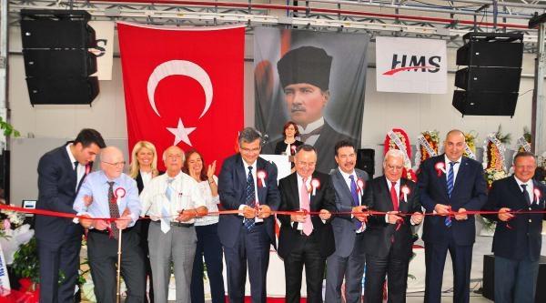 Hms Makine, 30 Milyonluk Yatırımla İzmir'den Manisa'ya Taşındı