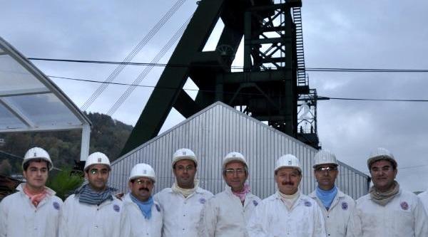 Hsyk Ve Yargitay Üyeleri Maden Ocağina Girdi