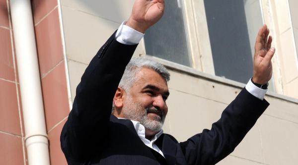 Hüda Par Genel Başkanı Yapıcıoğlu: Menfaate Dayalı Siyaset Yapmak Canavarlıktır