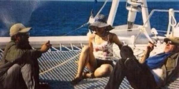 Hükümetle Görüşen Marksist Farc Gerillalari Küba'Da Güneşlenirken Görüntülendi
