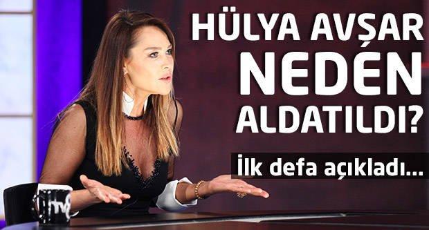 Hülya Avşar neden aldatıldı? İlk defa açıkladı! -İZLE