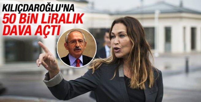 Hülya Avşar'dan Kemal Kılıçdaroğlu'na tazminat davası