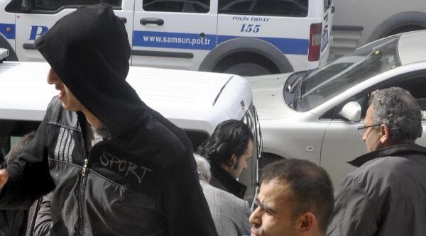 Hurda Hırsızlığı Şüphelileri Yakalandı