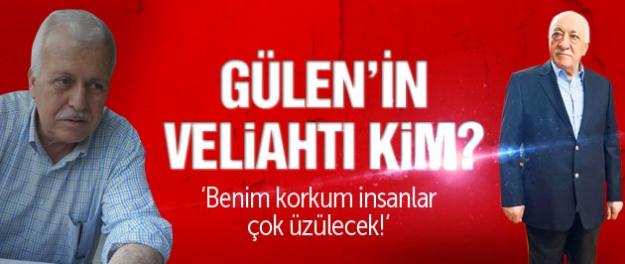 Hüseyin Gülerce'den son bomba! Gülen'in veliahtı kim?