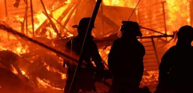 Huzur evinde yangın dehşeti! Ölüler ve çok sayıda yaralı var...