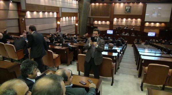 İbb Meclisi'nde 'hatıra Fotoğrafı' Oturumu
