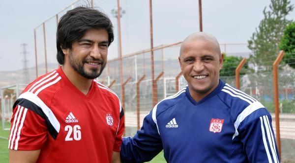 İbrahim Toraman Sivasspor Antrenmanında