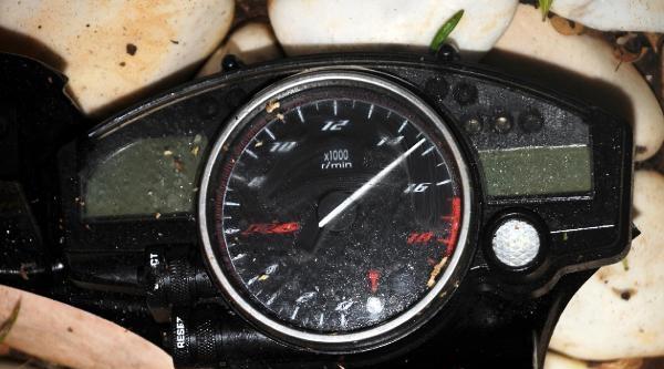 İbresi 150 Kilometrede Takılı Kalan Motosiklette 2 Ölü
