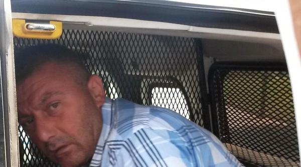 İçki Çalan Sabıkalı, Nafaka Yatırırken Yakalandı