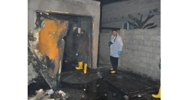 Iğdır'da öğrenci yurdunun kalorifer kazasını patladı