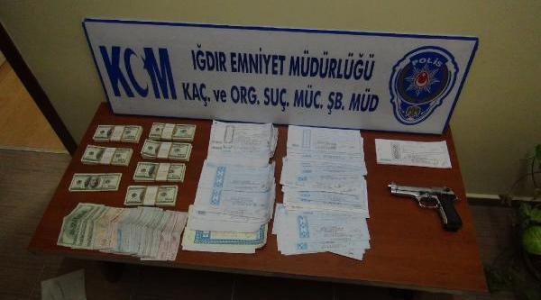 Iğdir'da Rüşvet Ve Kaçakçiliktan Tutuklananlarin Sayisi 14'e Yükseldi
