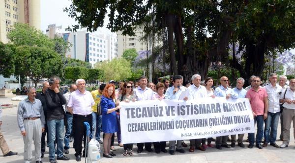 İhd Adana Şubesi: Cezaevi Yönetimi Ve Personeline Soruşturma Başlatılmalı