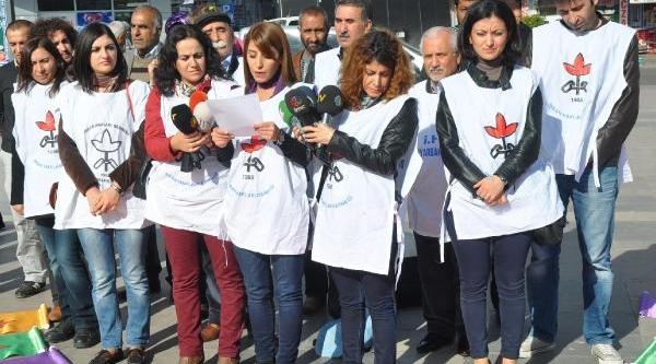 Ihd: Bölgede 10 Ayda 48 Kadin Katledildi