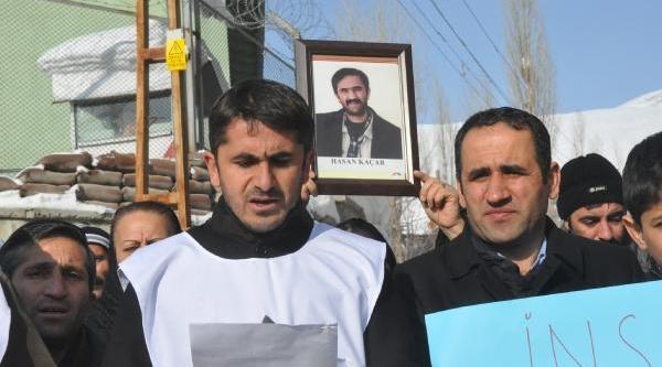 Ihd Cezaevindeki Hasta Tutuklulara Dikkat Çekti
