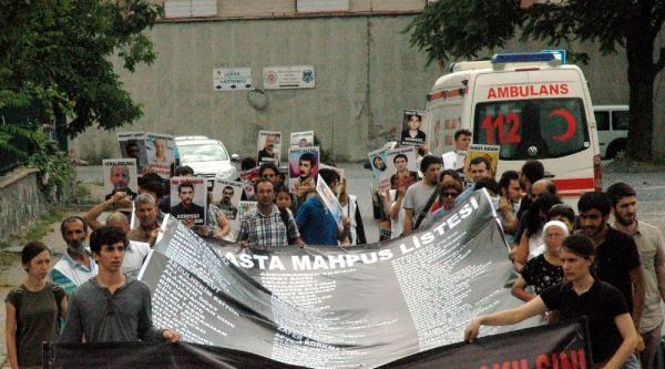 İhd Hasta Tutuklular İçin Ankara'ya Gidiyor