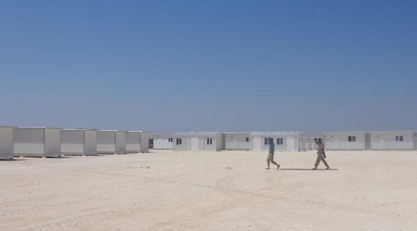 İhh, Suriye'de 10 Bin Kişilik Konteyner Kent Kuruyor