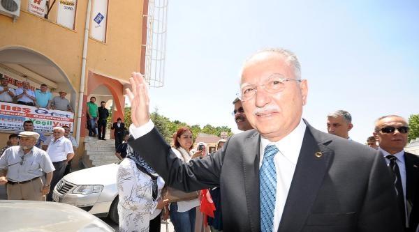 İhsanoğlu: Anadolu Toprakları Birlik Ve Beraberliğin Vatanı Olsun  (4)
