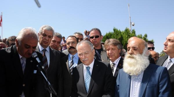 İhsanoğlu: Anadolu Toprakları Birlik Ve Beraberliğin Vatanı Olsun / Fotoğraflar