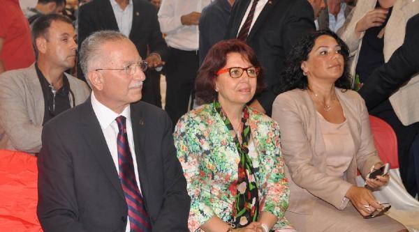 İhsanoğlu: Bayrağın Ve Vatanın Birliği Türkiye'nin Kırmızı Çizgisidir (3)