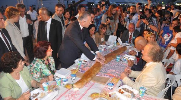 İhsanoğlu: Bayrağın Ve Vatanın Birliği Türkiye'nin Kırmızı Çizgisidir (4)