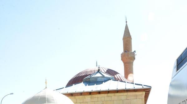 İhsanoğlu Erzurum'da 200 Araçlık Konvoyla Karşılandı (3)