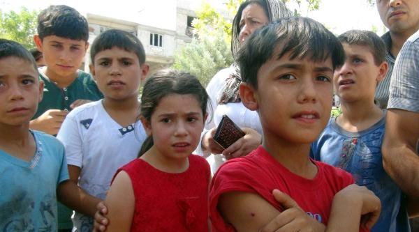 İki Ailenin Kavgasında Parkta Oynayan 3 Çocuk Yaralandı