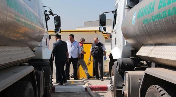İki Tanker Şoförünün Kavgasında Kan Döküldü