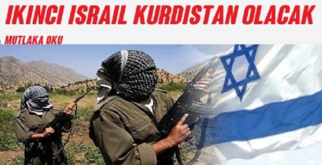 İkinci İsrail Planı Kurdistan