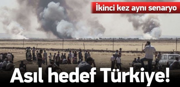 İkinci Kobani senaryosu!