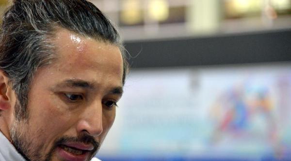 İlhan Mansız Buz Pateni Avrupa Şampiyonasi'na Hazırlanıyor