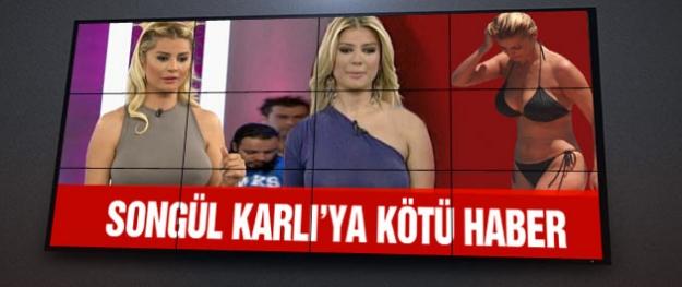 İlk ceza Songül Karlı'ya geldi!