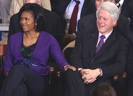 İlk Michelle başlatmış!