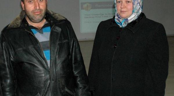 Ilkokul Mezunu Çift, Üniversite Hedefiyle Ortaokula Yazildi
