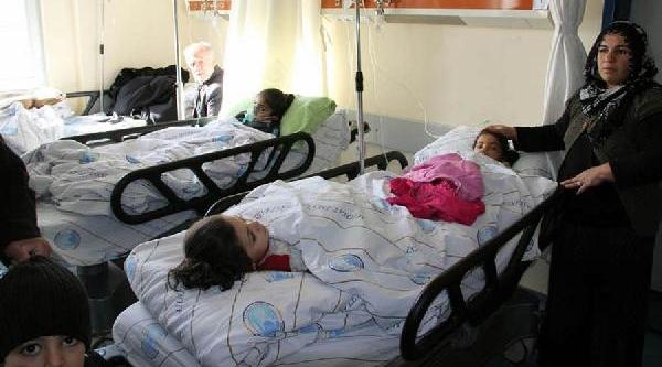 Ilkokulda Kazan Patladi: 6 Öğrenci Yaralandi (2)
