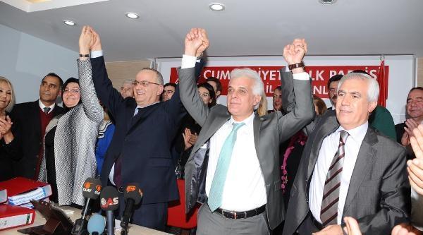 Imo Başkani Şahin, Chp Bursa Büyükşehir Aday Adayi